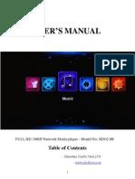 HD02-8R NEW User's Manual