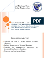 Industial Gas Turbine (Week 9)