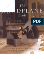 The Handplane Book - G. Hack - Taunton Press - 1999