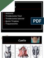 Tiroidectomia