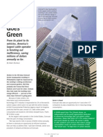 Tellabs Insight Magazine - Comcast Goes Green