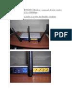 Configuración del router TP Link