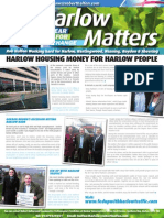 HARLOW HOUSING MONEY FOR HARLOW PEOPLE