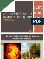 La Agresividad y La Violencia