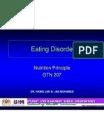 16.Eating Disorder