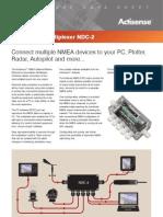 NDC-2-C Datasheet Issue 2.35