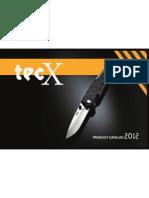 TecX Catalog