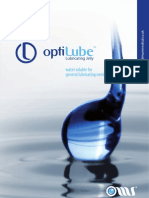 Optilube Brochure 2012
