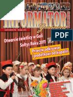 Informator Gminny Nr 1/2012
