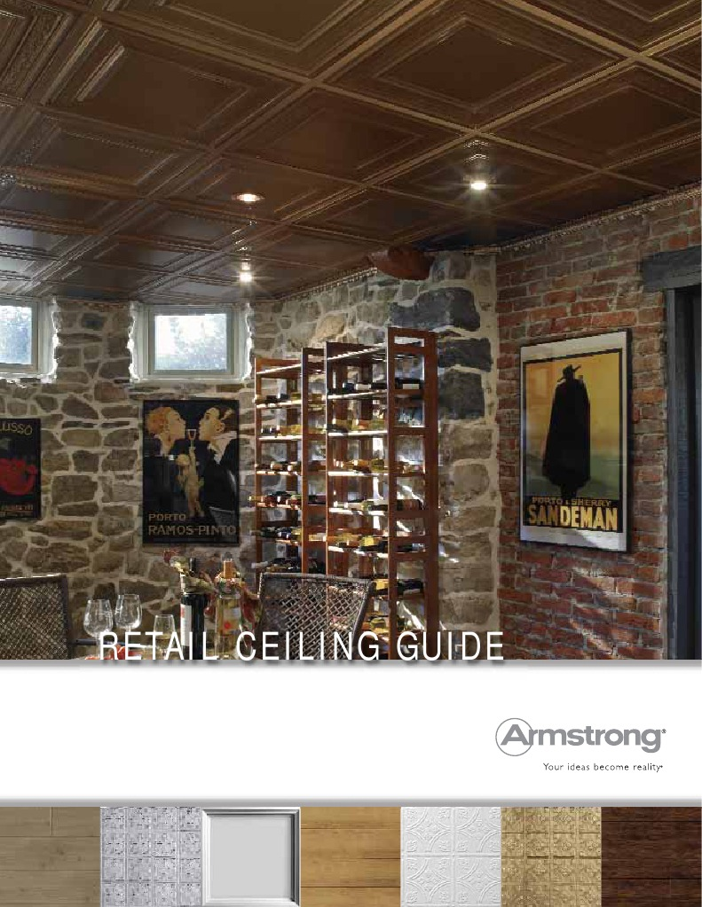Armstrong retail ceiling guide with product comparison to usg and armstrong retail ceiling guide with product comparison to usg and teed ceiling drywall dailygadgetfo Gallery