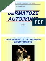 DERMATOZE AUTOIMUNE