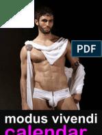 Modus Vivendi Calendar 2012