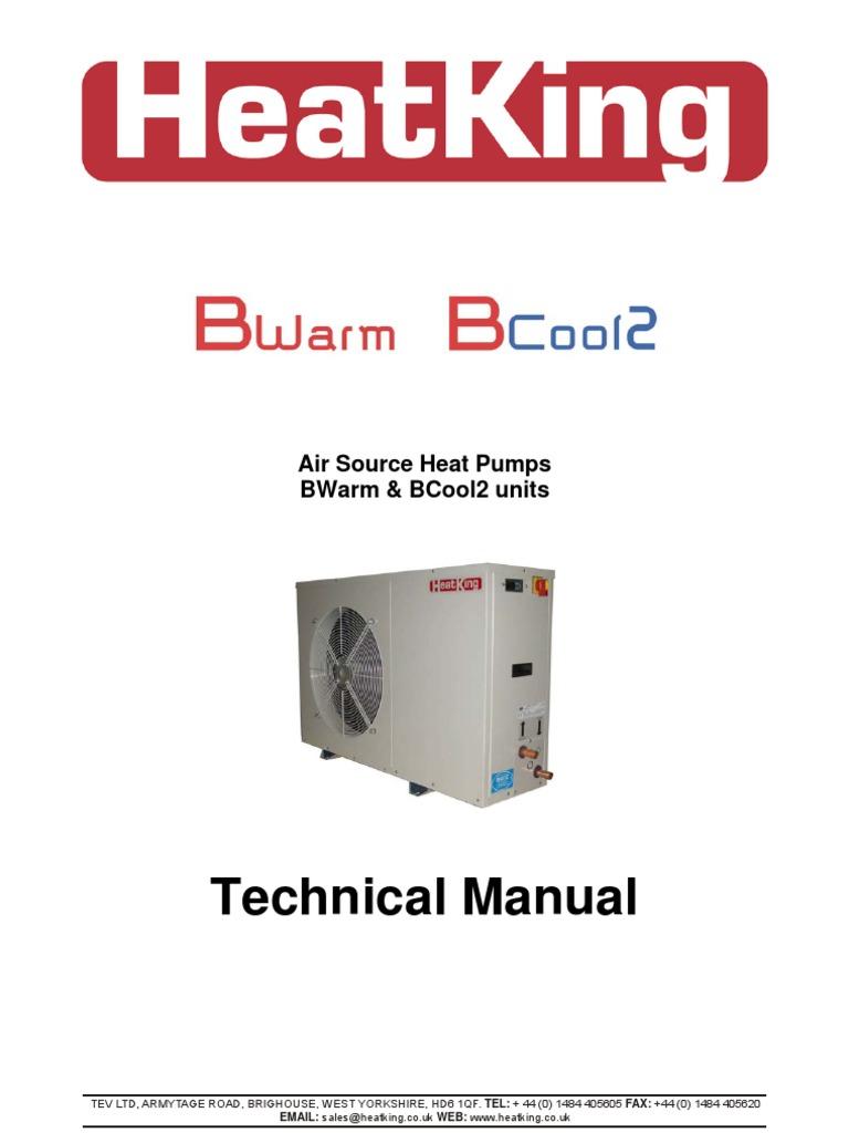 Heat king | Water Heating | Heat Pump Unit Diagram Wiring Heater Gp C on
