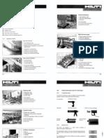 Hilti Manual 05122003