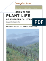 CNHG Introduction to the Plant Life of Southern California, Coast to the Foothills