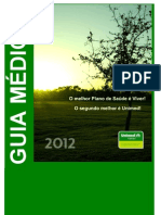 Guia Medico Unimed Palmas 2012