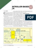 Micro Controller Based Code Look
