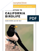 CNHG Introduction to California Birdlife