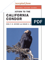 CNHG Introduction to the California Condor