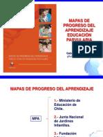 Mapas de Progreso del Aprendizaje en Educación Parvularia