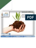 Community Fulfillment