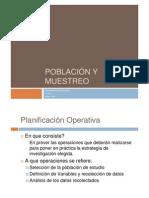 PPT Parte 5 Poblacion y Muestreo