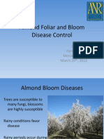 Spring Almond Disease Talk