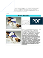 (eBook) Techniques - Ju Jitsu - Bjj Shoulder Locks