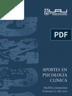Aportes a La Psicologa Junguiana Vol i[1]