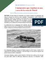 Diario de Noticias 18 de Marzo de 2012