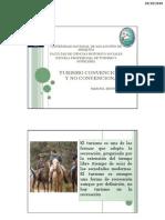 1.4 Turismo Tradicional vs Turismo Alternativo
