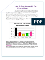 La deserción de los alumnos en las universidades (1) (1)