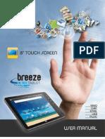 AOC MW0811 Media Tablet Manual Del Usuario_V2.1