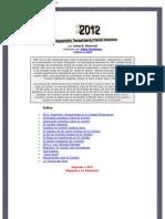 2012 - Ascensión, Renacimiento y Cambio Dimensional