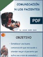 La Comunicacion Con Los Pacientes