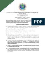 TRANSCRIPCIÓN DE ACUERDOS DE ASAMBLEA GENERAL ORDINARIA - 16MAR2012
