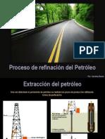 Refinacion Del Petroleo Hasta El Asfalto