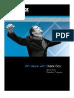 BlackBox Reseller Brochure