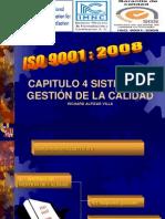 CAPITULO 4 SISTEMA DE GESTIÓN DE LA CALIDAD