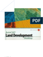 Autodesk Land Desktop 2000 Manual