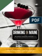 Drinking In Maine