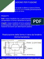 2a_Fabbricazione Per Fusione