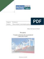 Comércio Exterior Ecossustentável