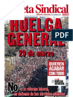gaceta sindical ccoo