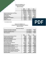 Ejercicio Analisi Financiero