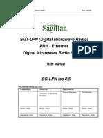 Sagittar SGT-LPN Manual Ver2.5