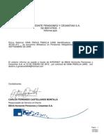 certificado horizonte