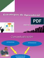 Diapositivas de Estrategias de Aprendizaje