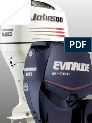 Plugin-2004 Evinrude Johnson | Fuel Injection | Engines
