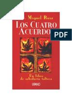 Miguel Ruiz - Los Cuatro Acuerdos[1]